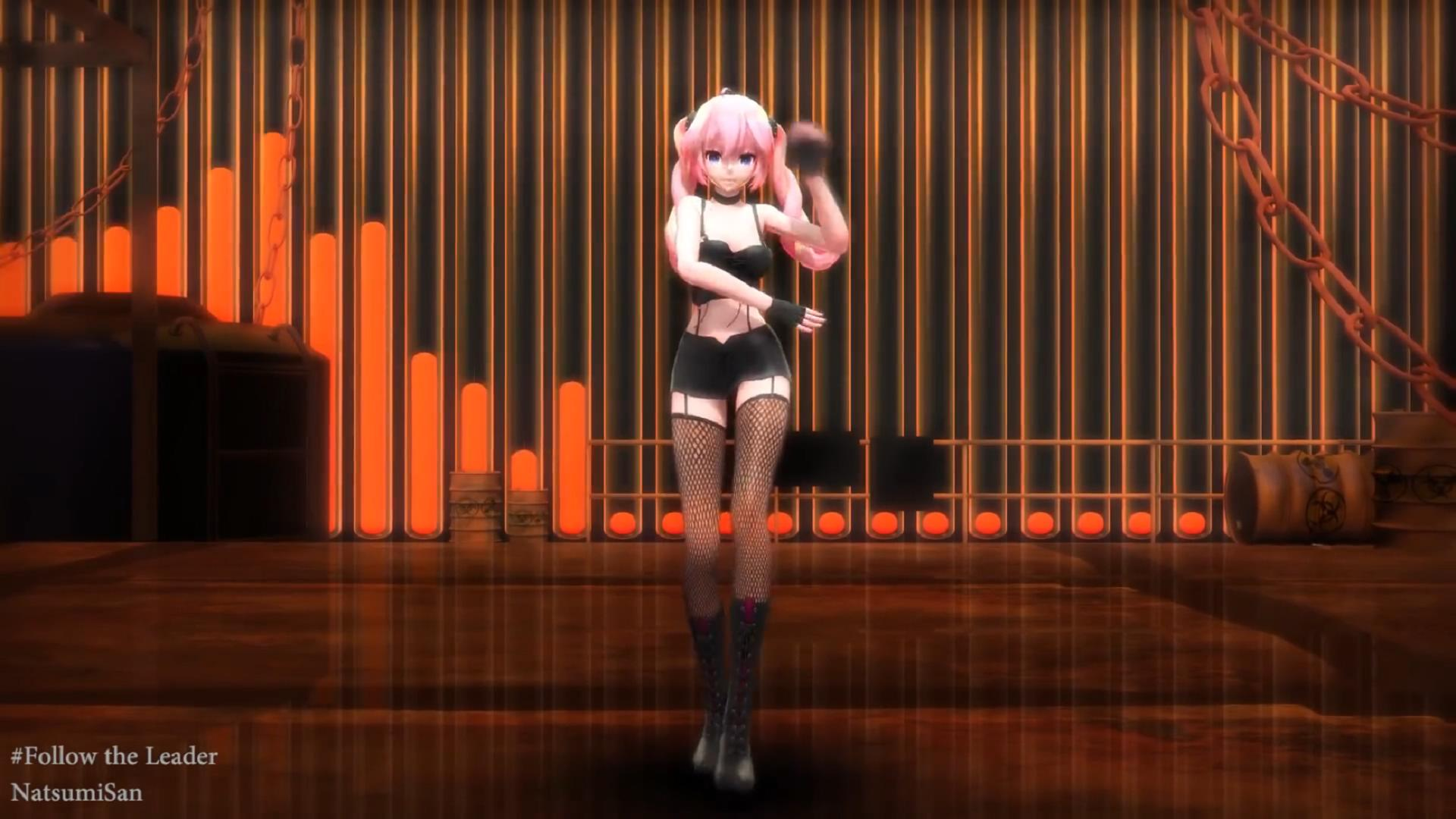 [MMD] Follow the Leader [Motion Download]_20170116174239.JPG