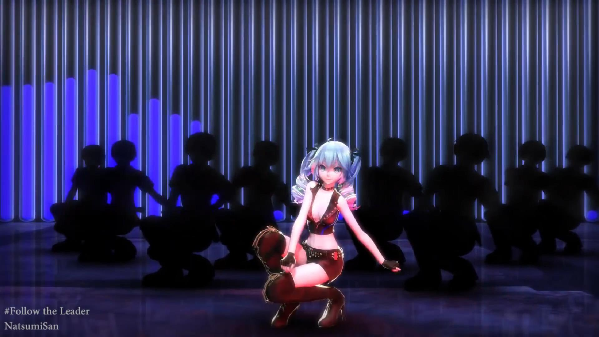 [MMD] Follow the Leader [Motion Download]_20170116174412.JPG